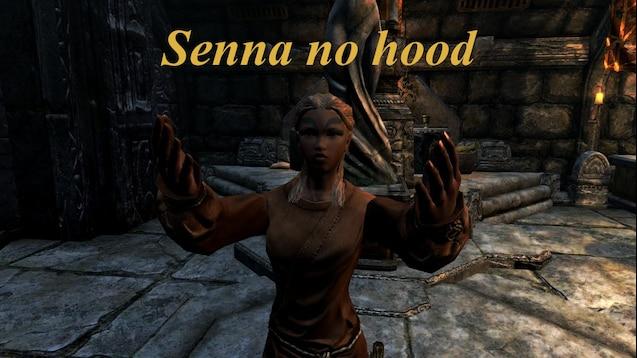 Senna Skyrim No Hood
