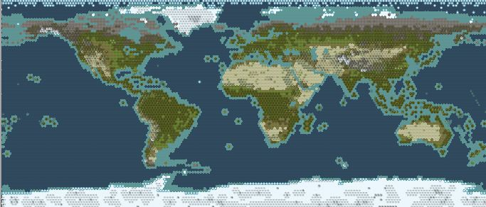 Steam Workshop Super Accurate Giant Earth Map