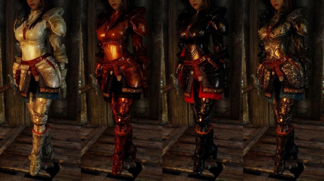 Steam Workshop :: Plate Armor Plus