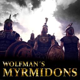 Wolfmans Myrmidons - Achilles Pack