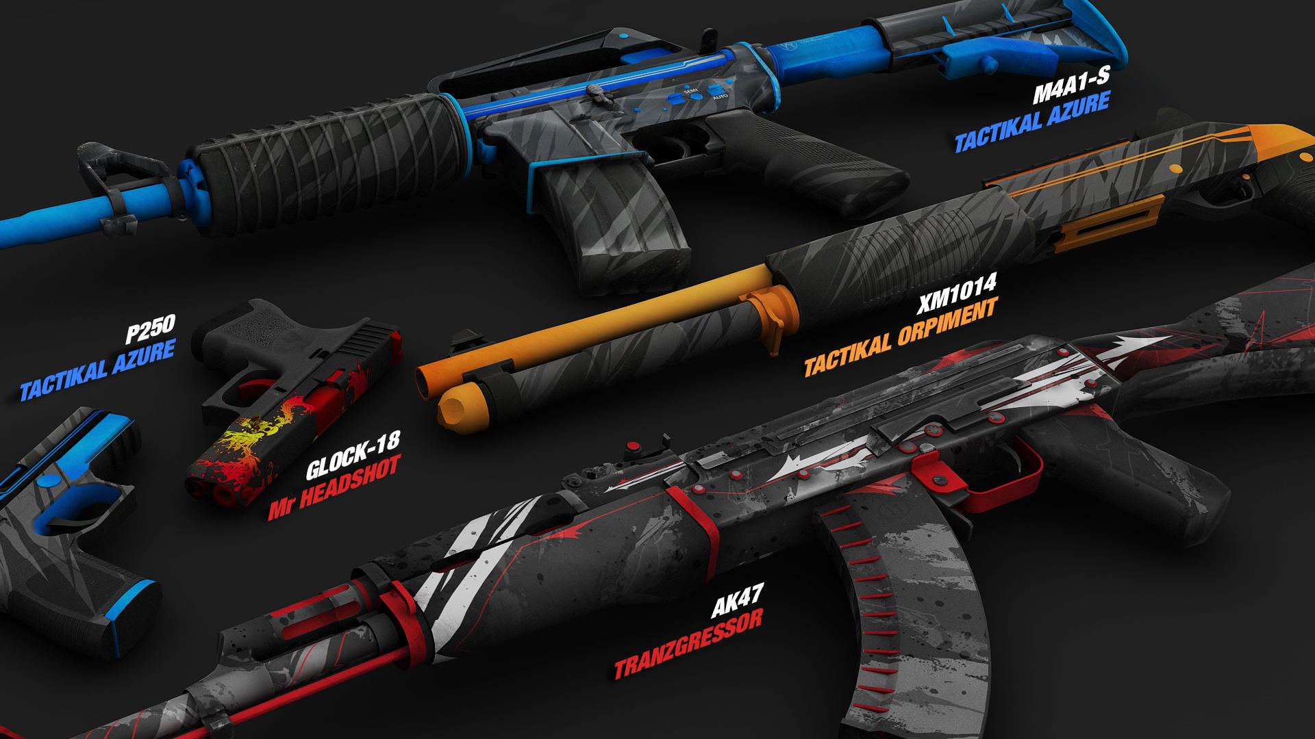 Steam Workshop :: Art Weapons CS:GO