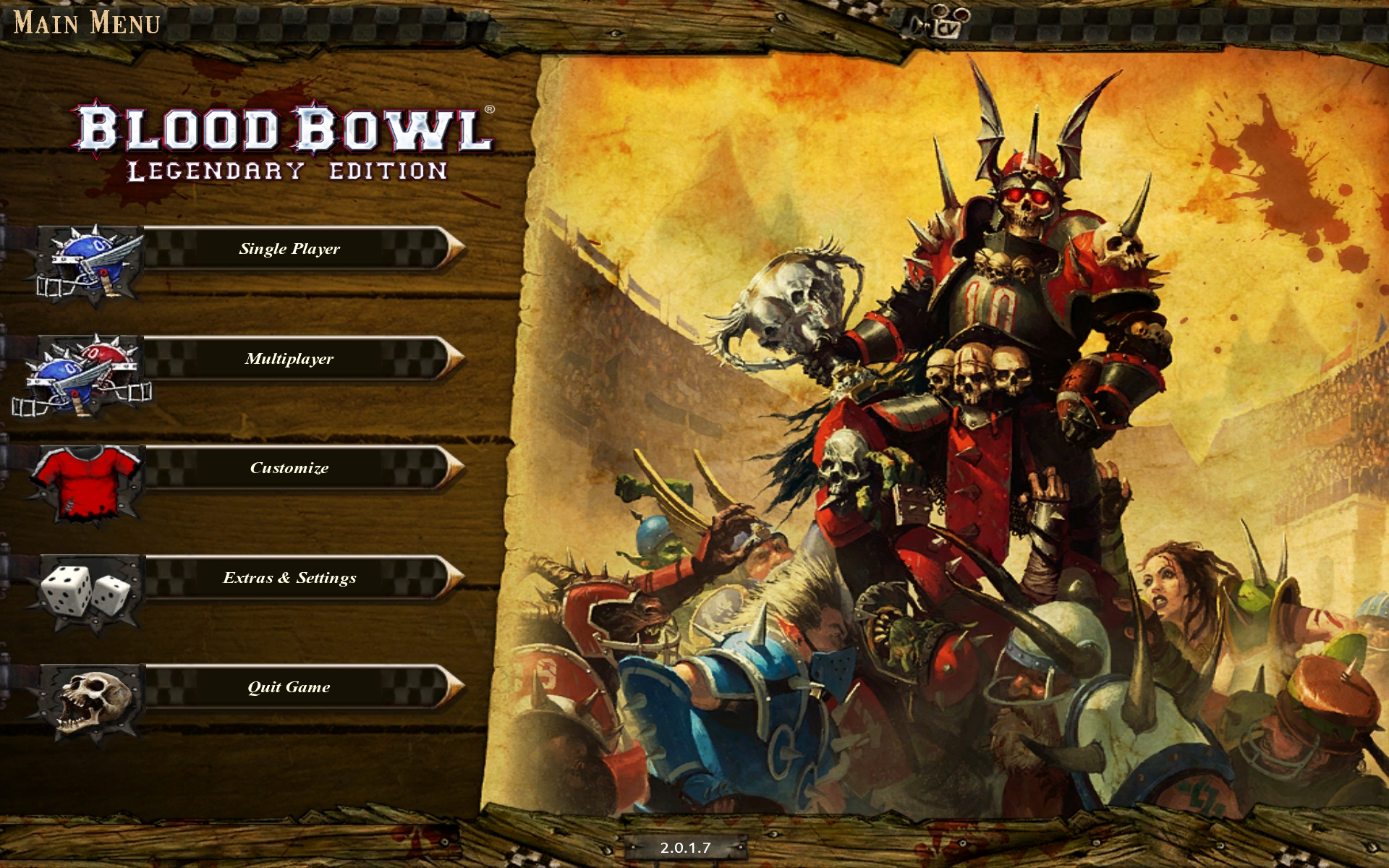 blood bowl chaos edition wood elf guide