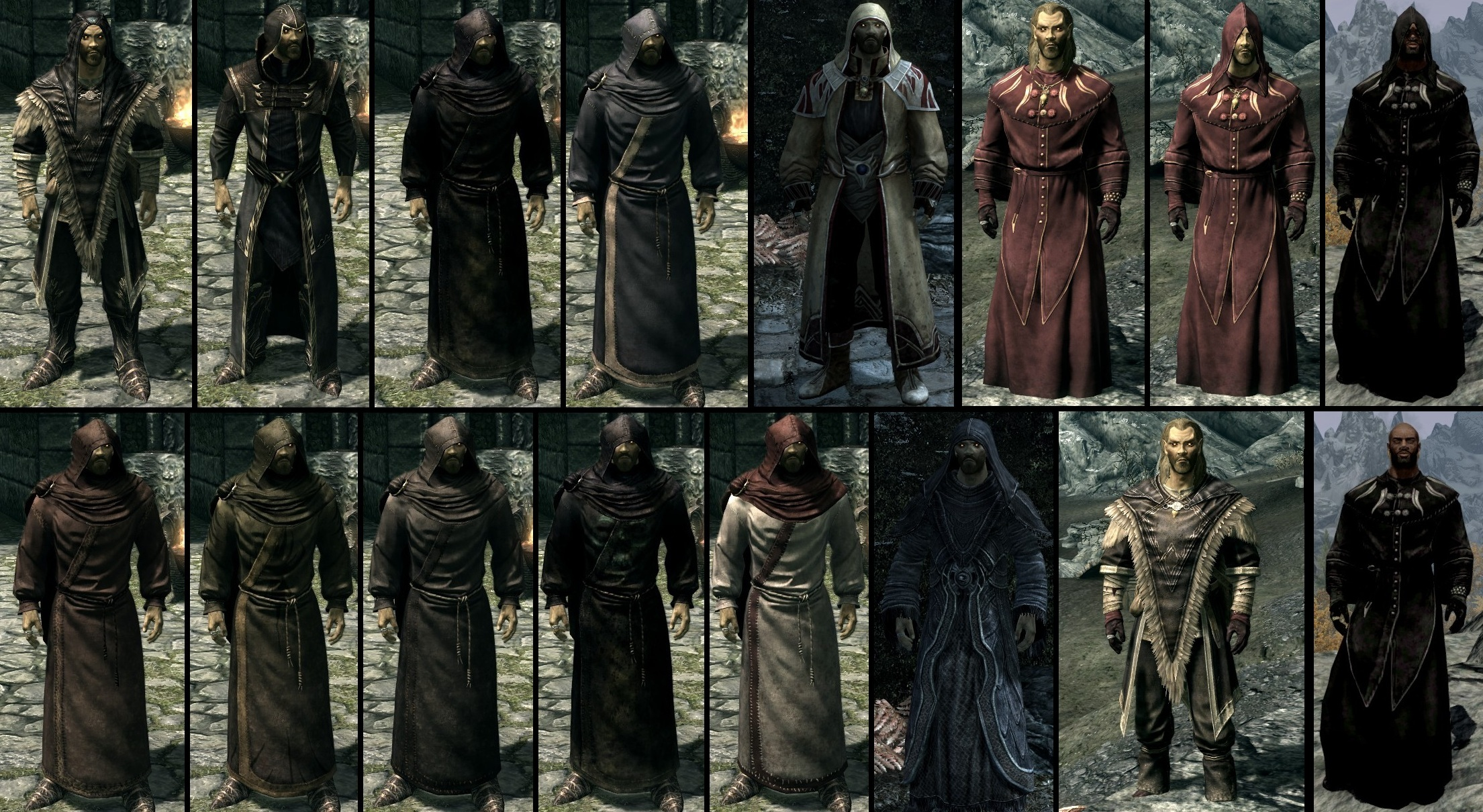 Steam Workshop Archmage S Robes Variants
