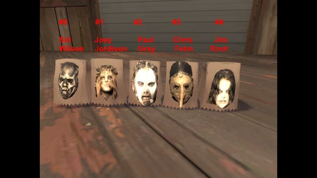 steam workshop tf2 slipknot halloween masks hex - Tf2 Halloween Masks