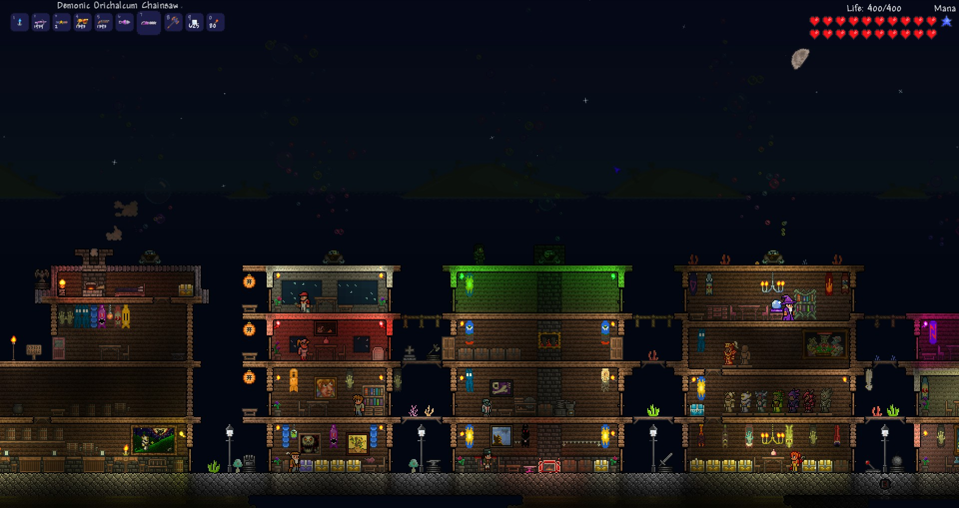 Steam Community :: Guide :: The Major Miner's Guide To Starting Terraria