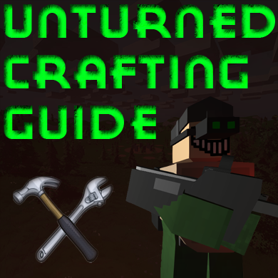 Steam Community Guide Unturned Crafting Guide 225 Re