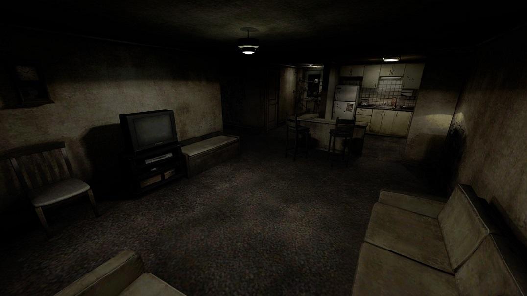 Steam Workshop Silent Hill 4 Room 302