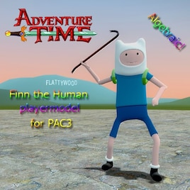 Steam Workshop :: [PAC3] Finn the Human