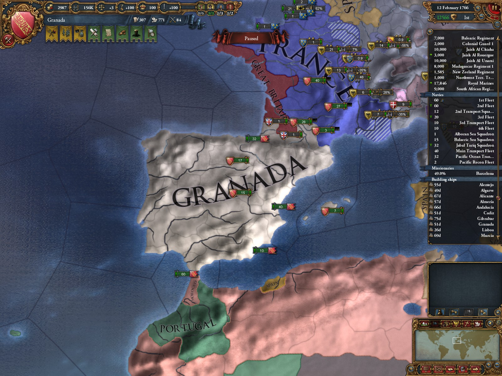 Comunidad Steam :: Guía :: Granada Guide: The Re-Reconquista