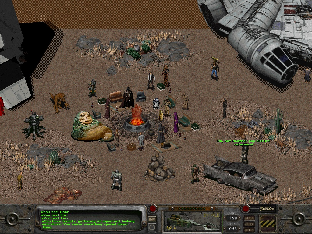 fallout 2 казино