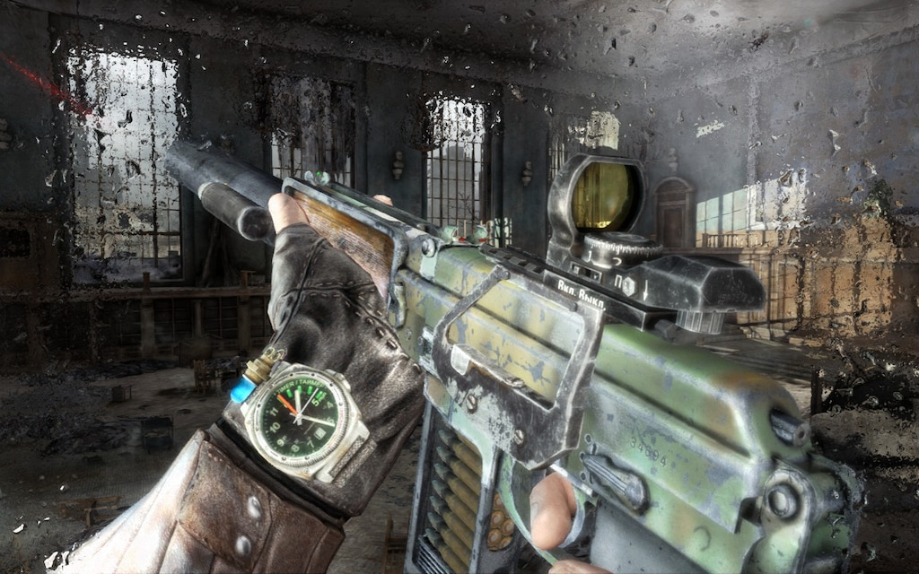 Steam Samfunn Skjermbilde Vsk 94 Vsk 94 In Game Known As Vsv Named As Such Probably Due To Licensing Issues Guns Can Be Upgraded In Metro 2033 Redux