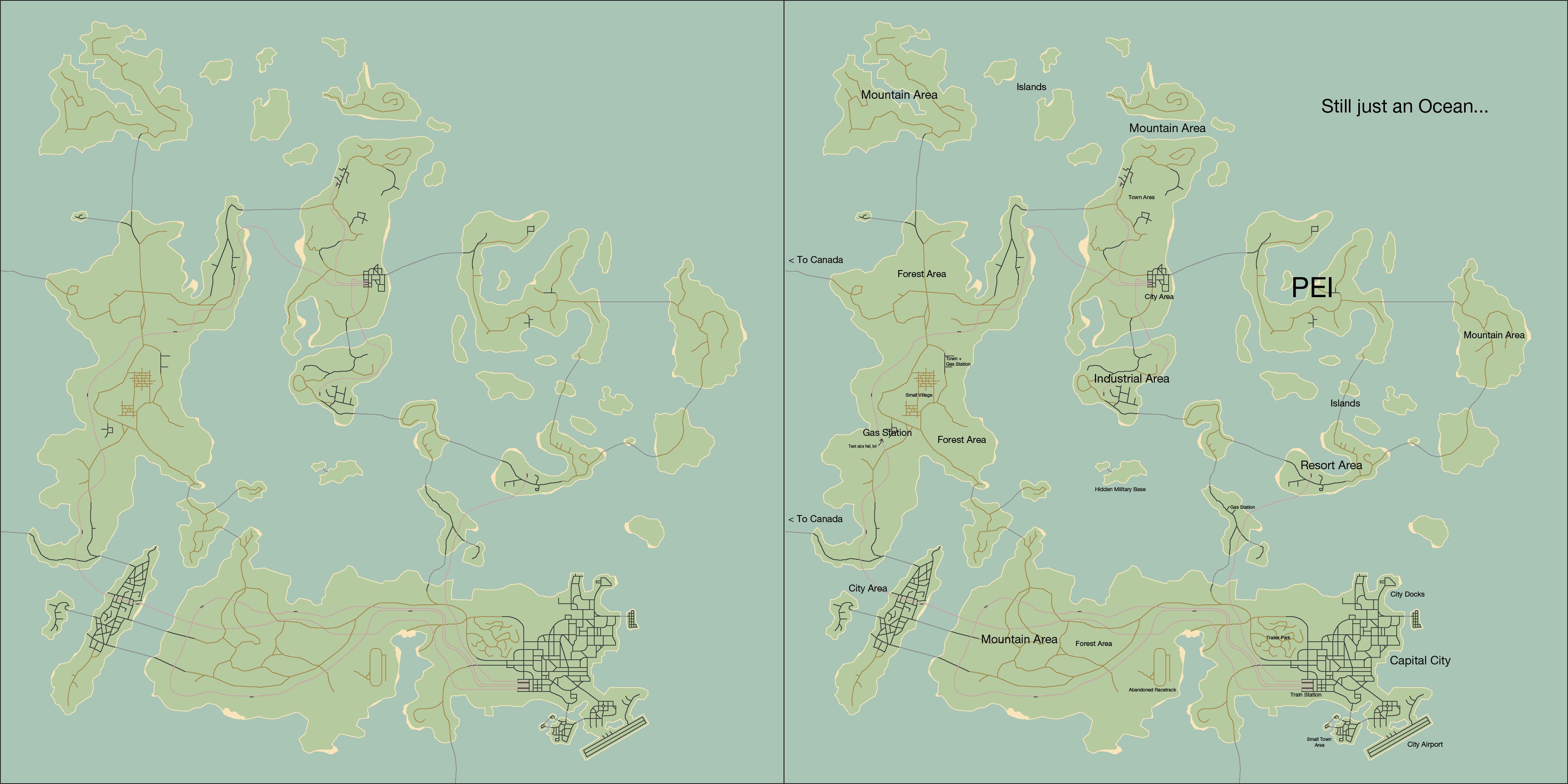 Steam Community Unturned Fan Made Map 2 0 By Me