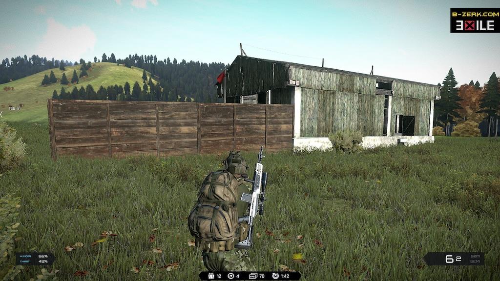 Steam Community :: Screenshot :: Base Building in Arma 3