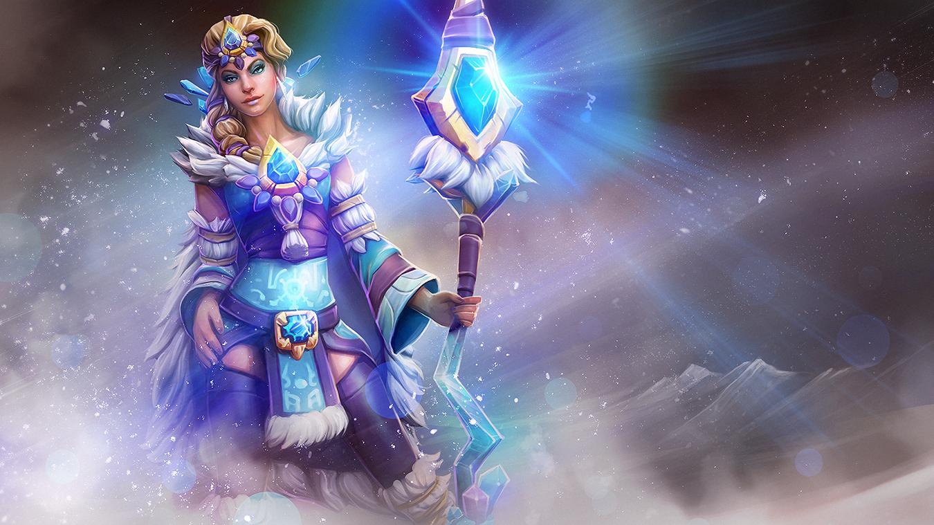 steam workshop frostbringer crystal maiden