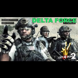 Steam Workshop :: US Army: Delta Force[L4D1 Survivors]