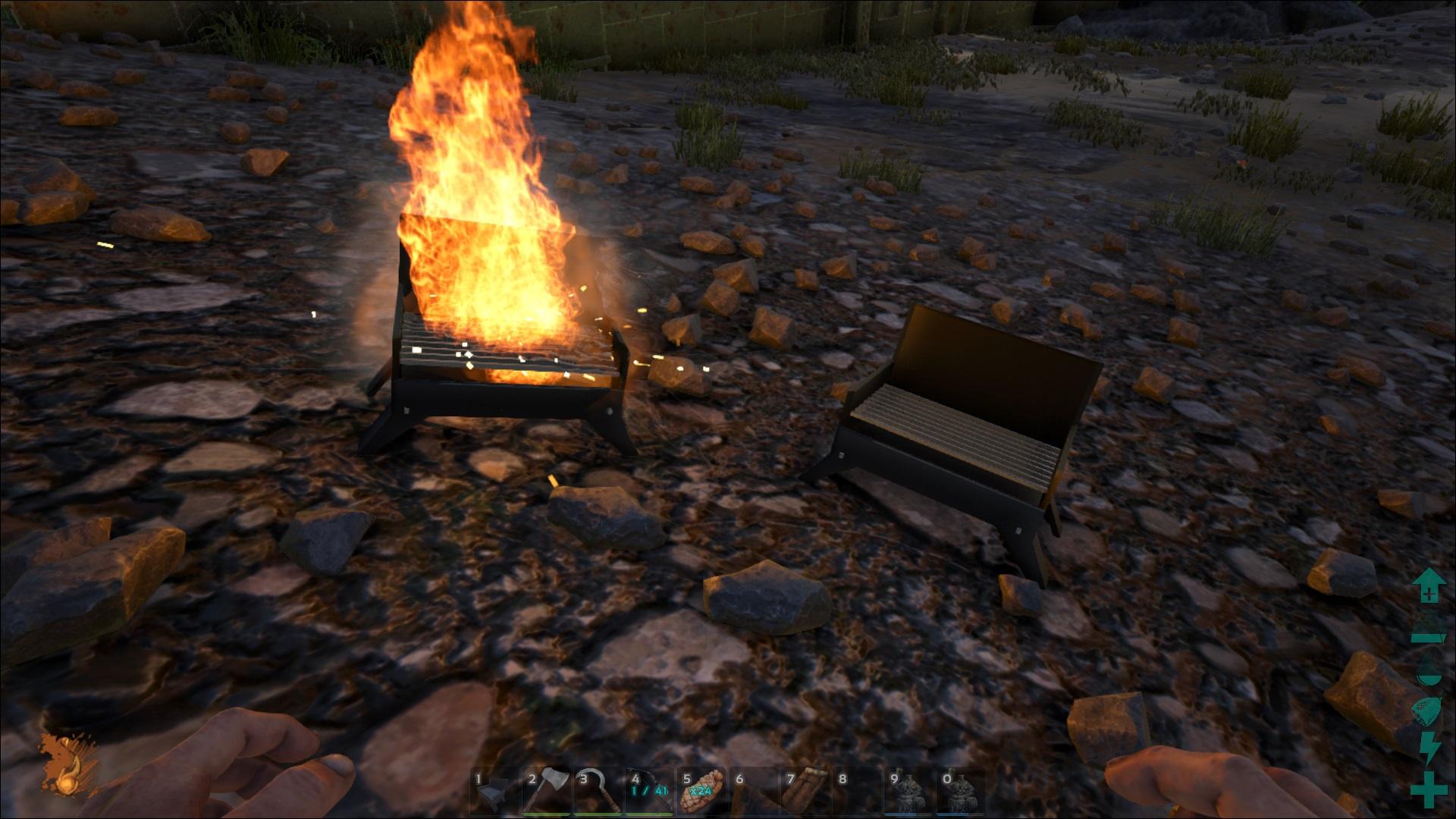 Steam workshop portable bbq v 14 rate malvernweather Gallery
