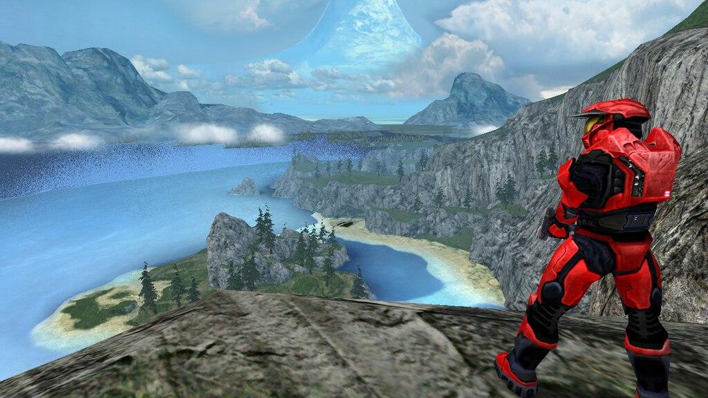 Steam Topluluğu :: Ekran Görüntüsü :: Halo: Reach Forge World in