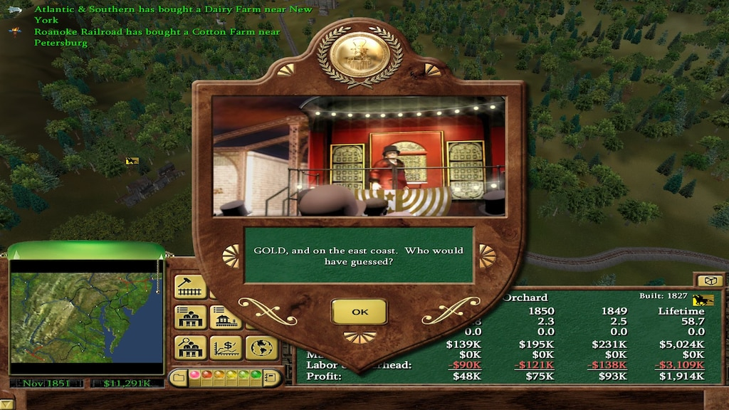Steam Community :: Railroad Tycoon 3
