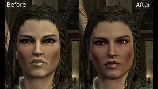 Steam Workshop :: Luscious Faces - Photo realistic female faces
