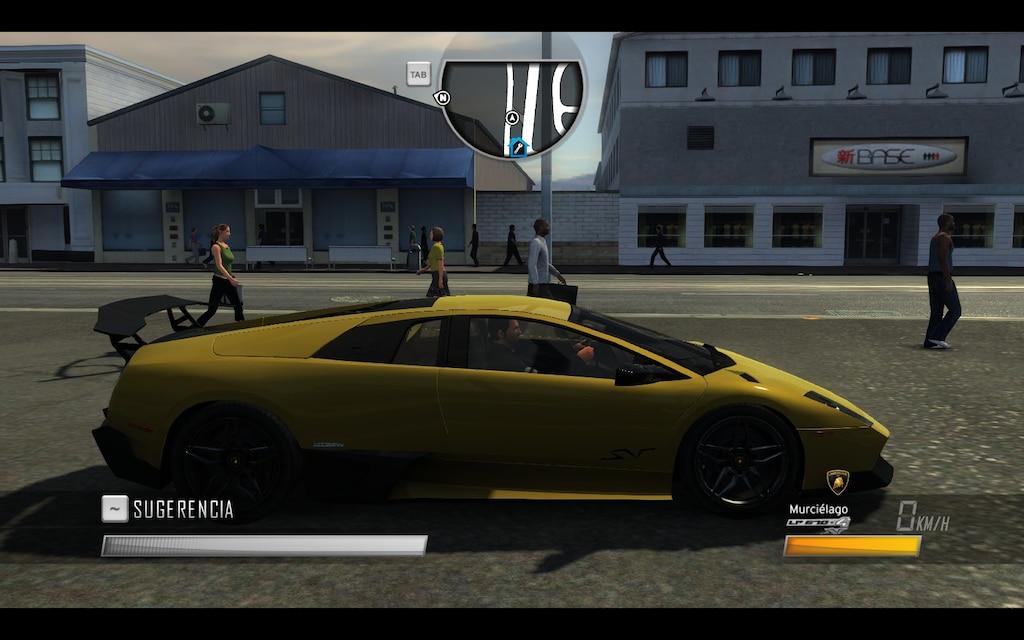 Steam Community Screenshot Mi Lamborghini Amarillo