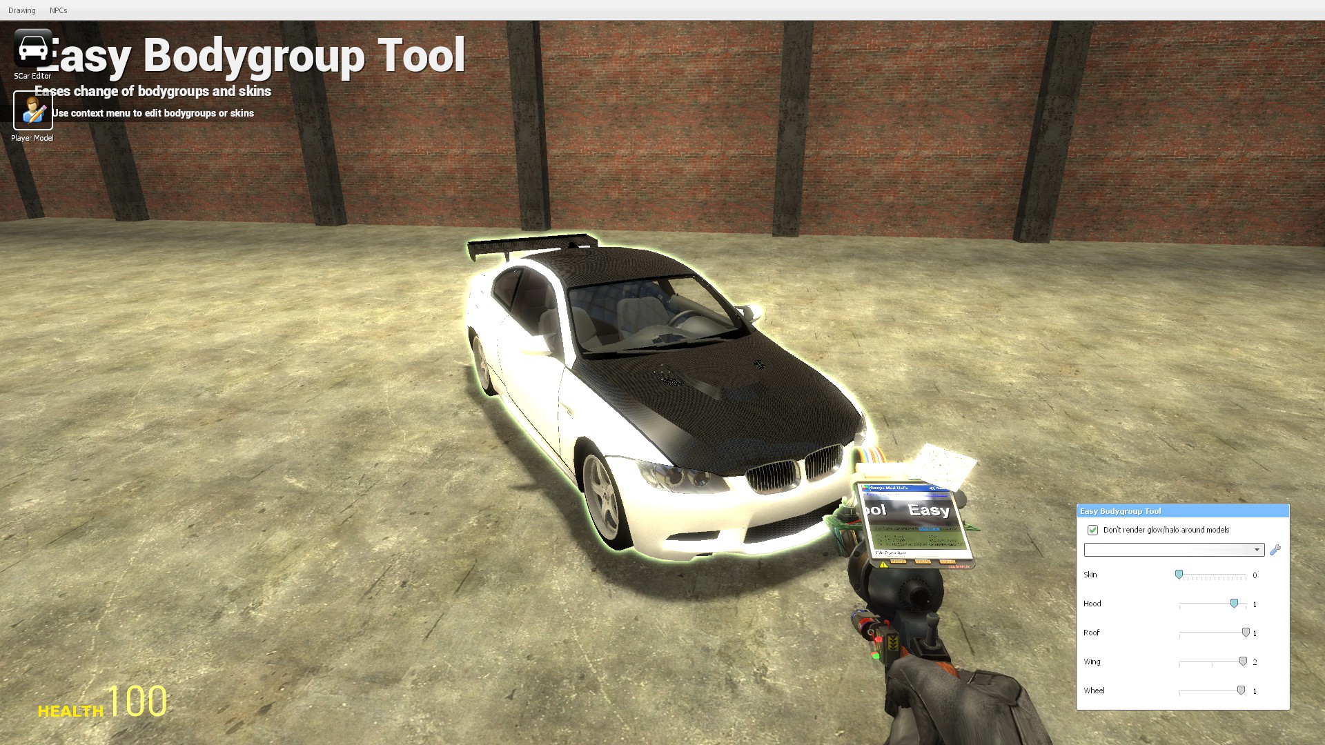 How to make a car in Garrys Mod 79