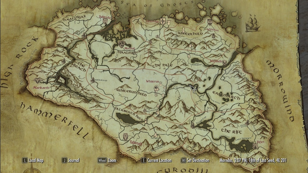 Steam Community :: Screenshot :: Warburg's Paper Map Texture 2 on morrowind paper map, skyrim hunting, skyrim clothing, oblivion paper map, daggerfall paper map, skyrim online, borderlands paper map, skyrim camping, skyrim pets,