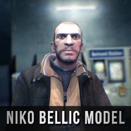 Steam Workshop Niko Bellic Model