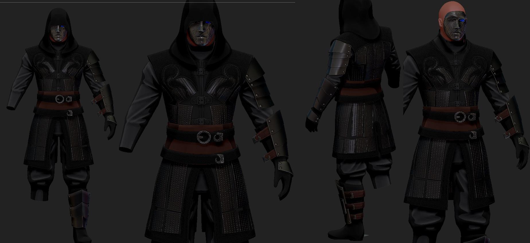 Steam Workshop :: Evil MasterMind Armor