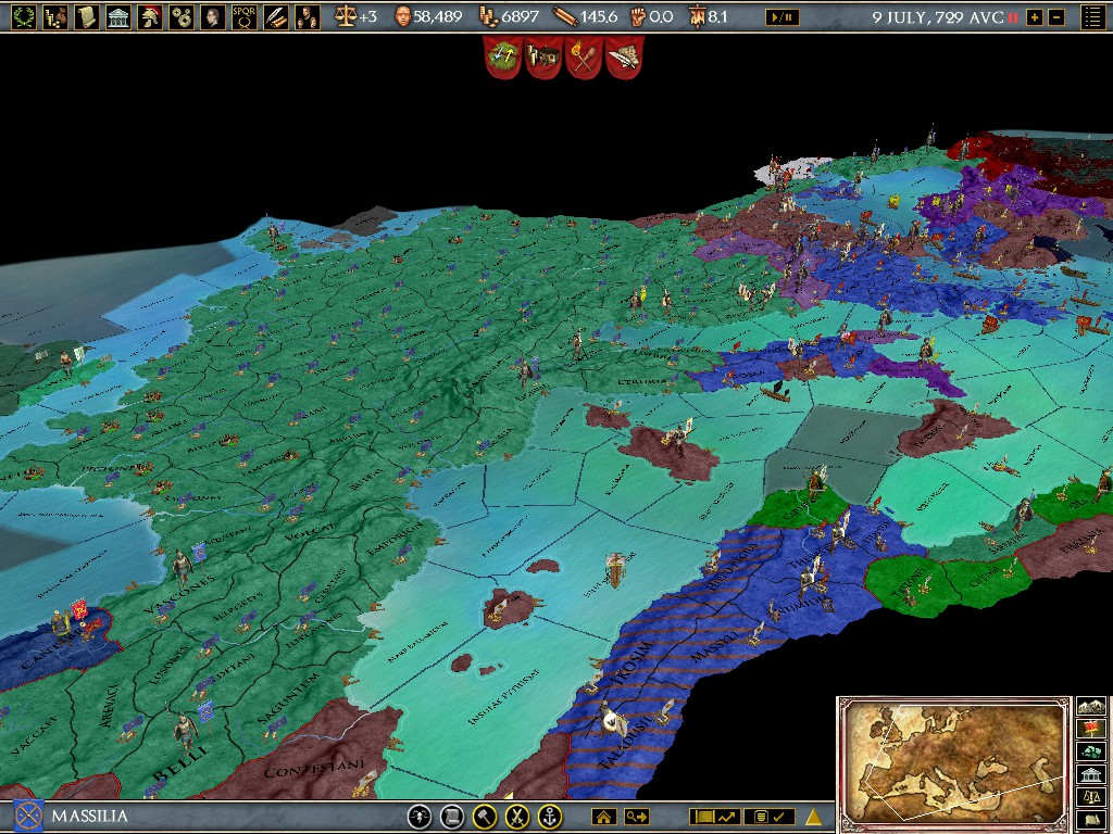 Steam Community Europa Universalis Rome Gold Edition - Eu rome map