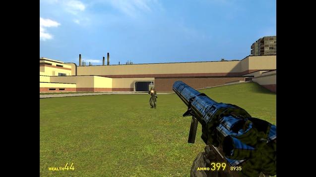Steam Workshop :: MG74 Spinigun