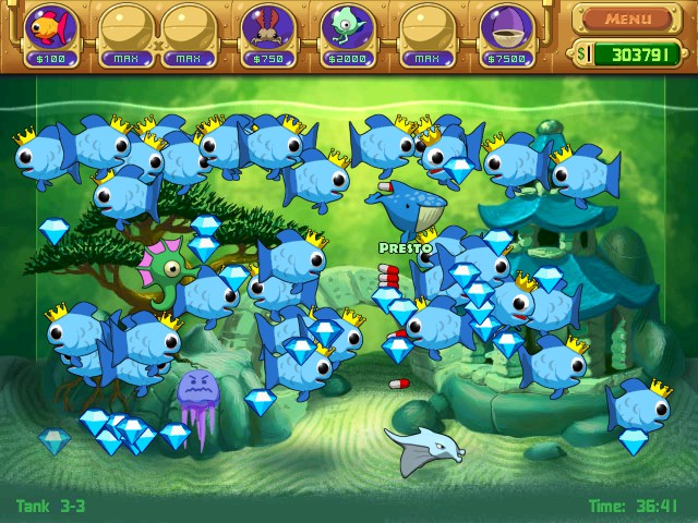 insaniquarium deluxe 2 full version