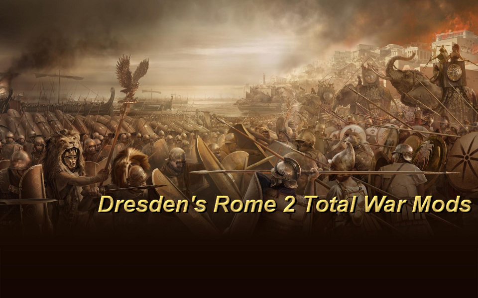 Steam Workshop :: Dresden's Rome 2 Total War Mods
