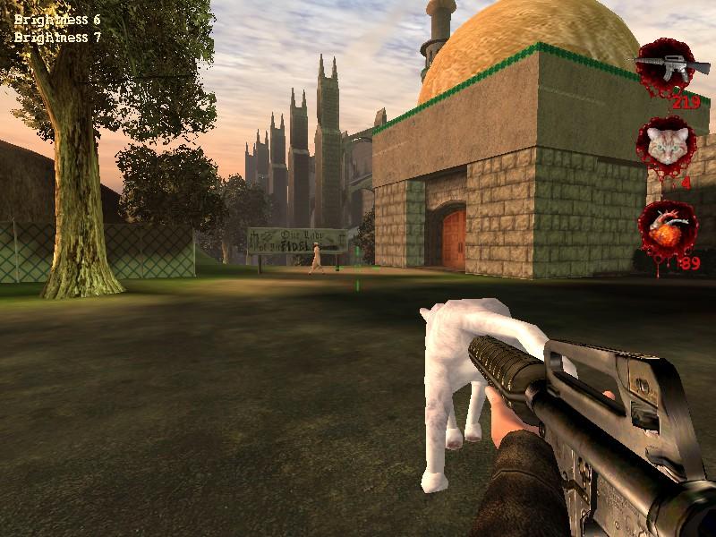 postal 2 cat suppressor