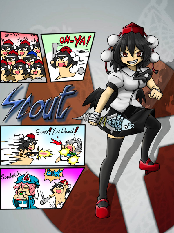 touhou team fortress 2