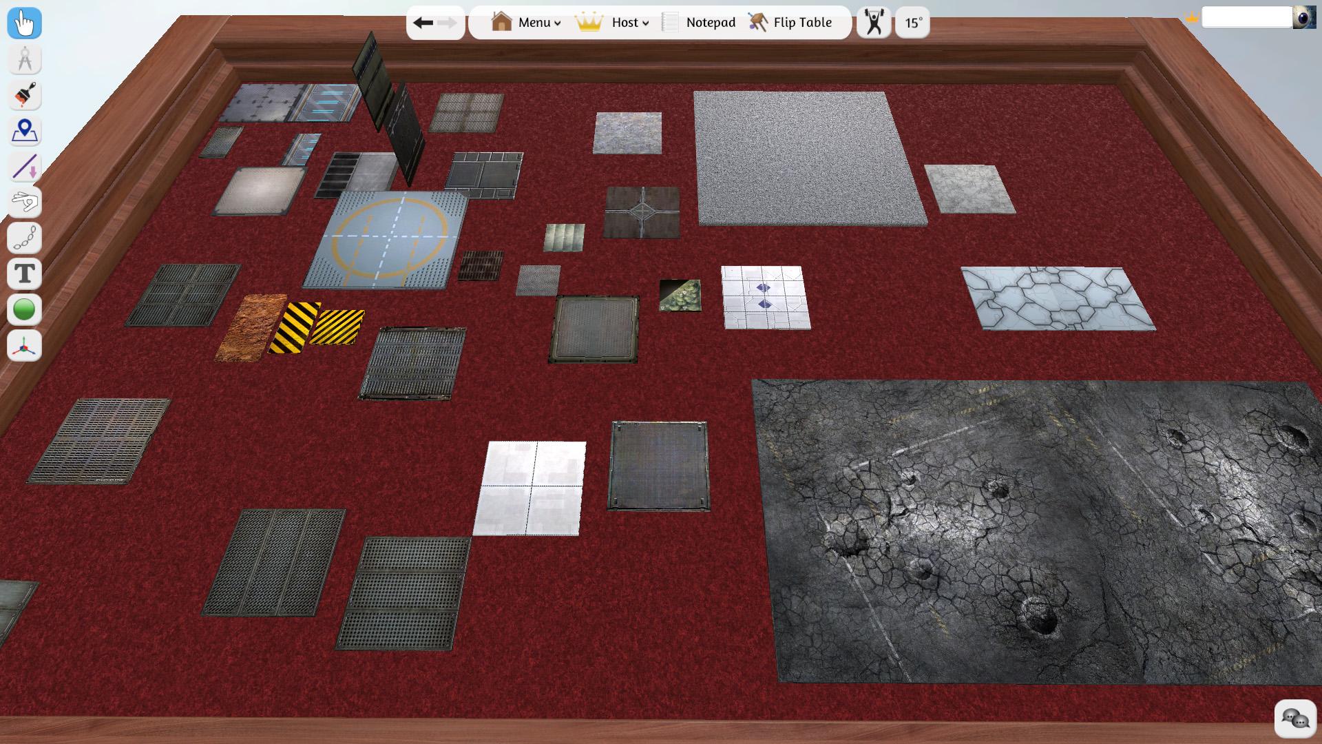 Steam Workshop Sci Fi Floor Tiles And Walls