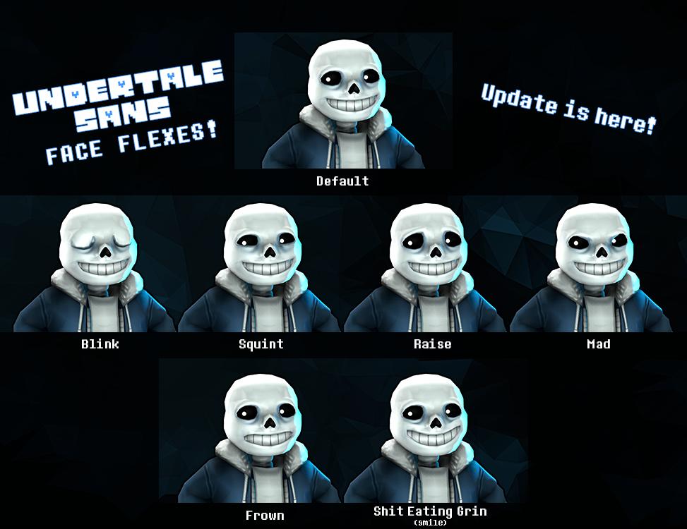 Steam Workshop :: UNDERTALE - Sans 2 0 Update