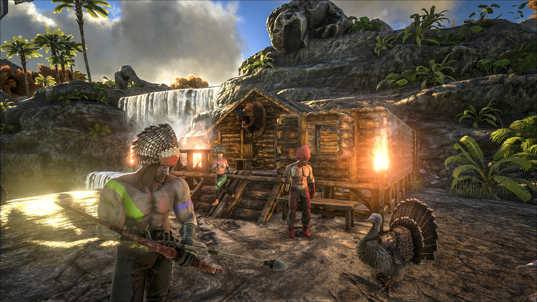 Ark Survival Evolved Christmas Event.News Steam Community Announcements