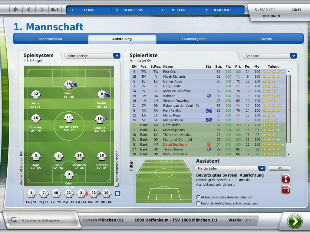 FIFA Manager