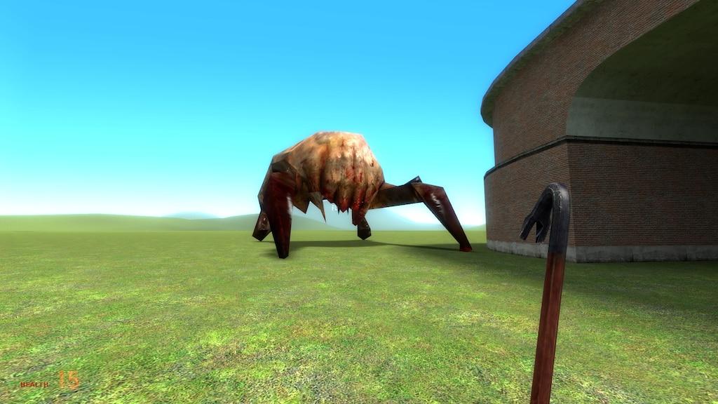 Giant Headcrab