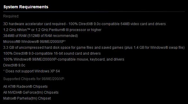 Steam Community :: Guide :: Fixing V:TM-B (15mb memory