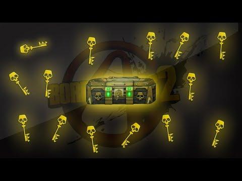 unlimited golden keys borderlands 2 pc