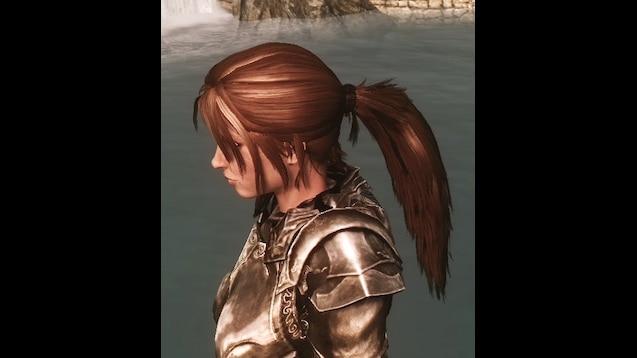 Steam Workshop :: Ponytail Hairstyles by Azar