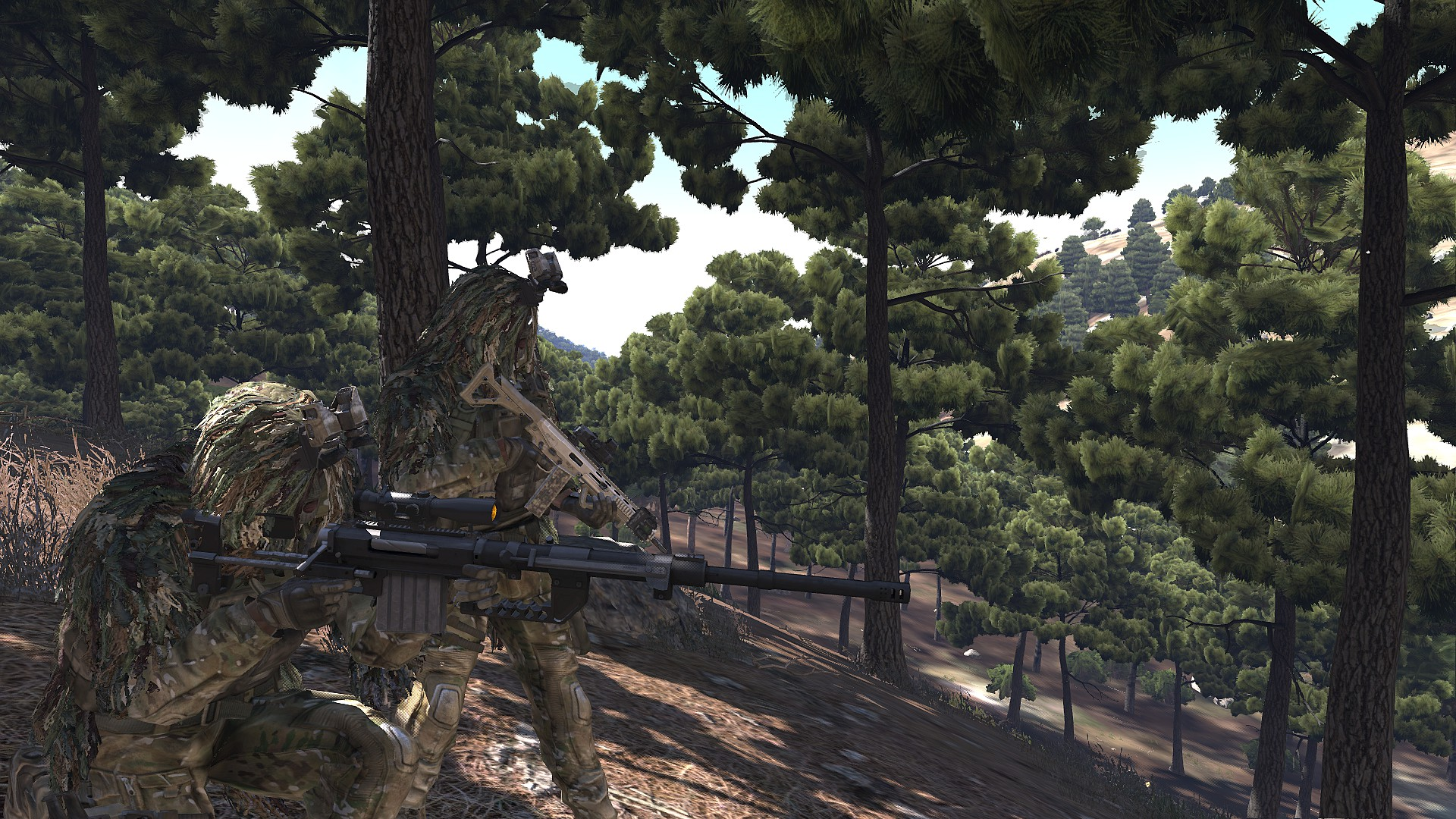 Steam Community :: Guide :: ARMA 3 Sniper/Spotter Guide by