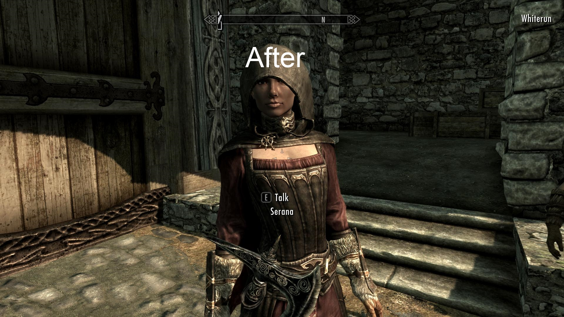 Steam Workshop :: Cured Serana Dialouge and Eye Fix