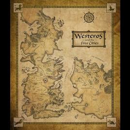 Karte Westeros Essos Deutsch.Steam Workshop Game Of Thrones Westeros Essos Map Pack