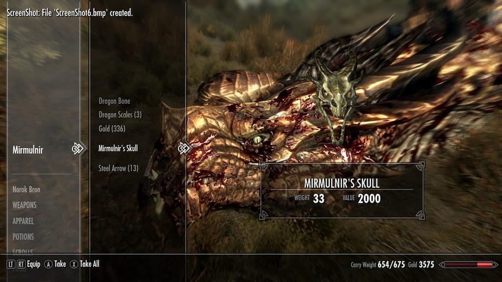 Steam Community :: Screenshot :: Mirmulnir's skull