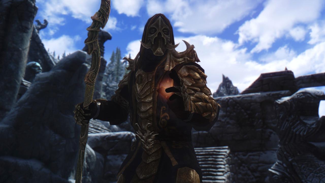 Steam Workshop :: Konahrik's Accoutrements - Dragon Priest