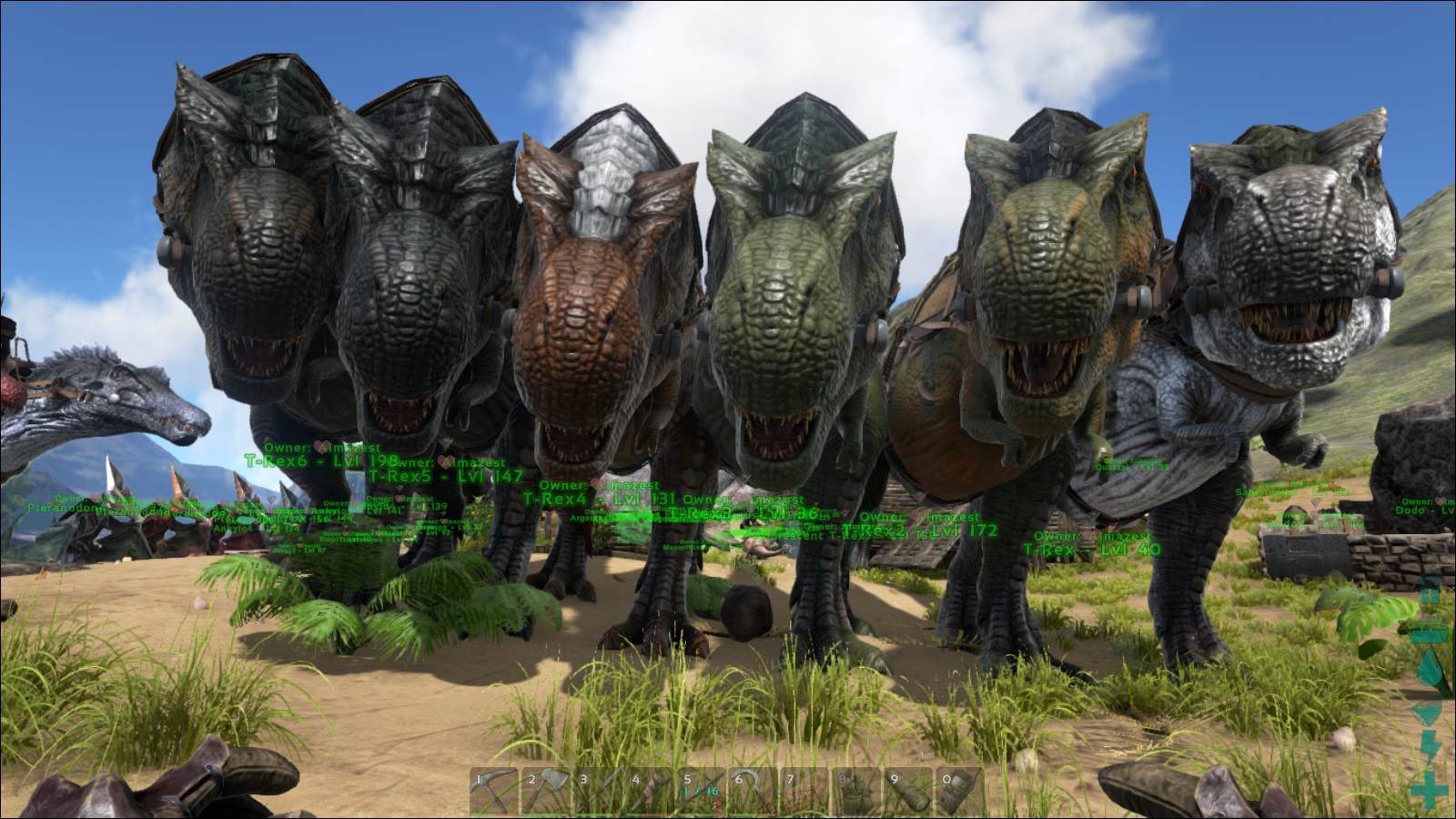 Steam community guide ark game mechanic taming breeding taming a dino is a big part of the ark gameplay and players might want to get stronger dino as heshe makes progress in the game malvernweather