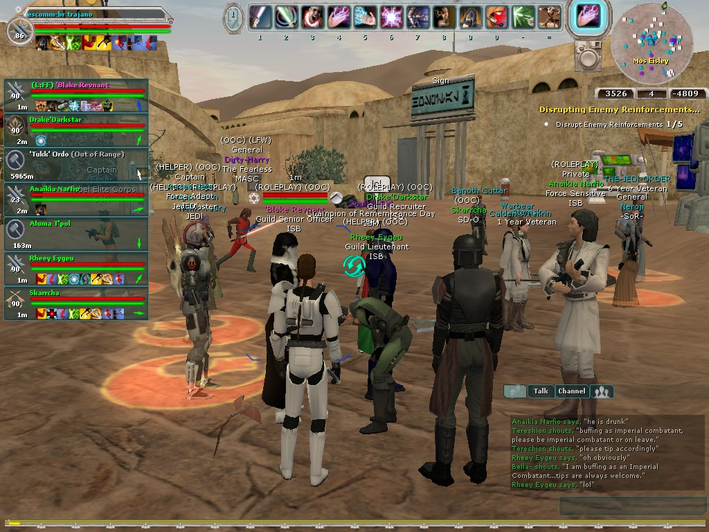 steam community star wars galaxies