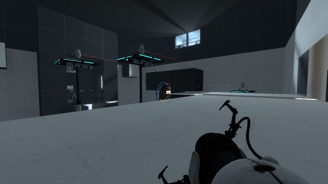 Steam Workshop Portal 1 Chamber Remakes